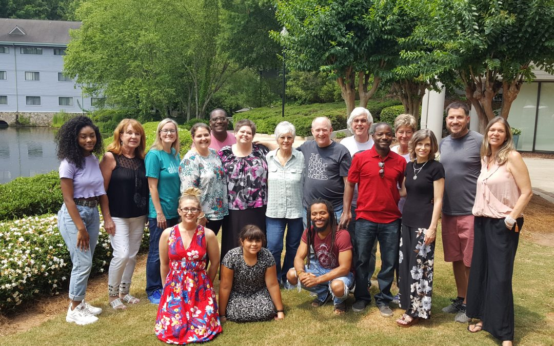 Highlights from 2019 Conscious Songwriting Retreat